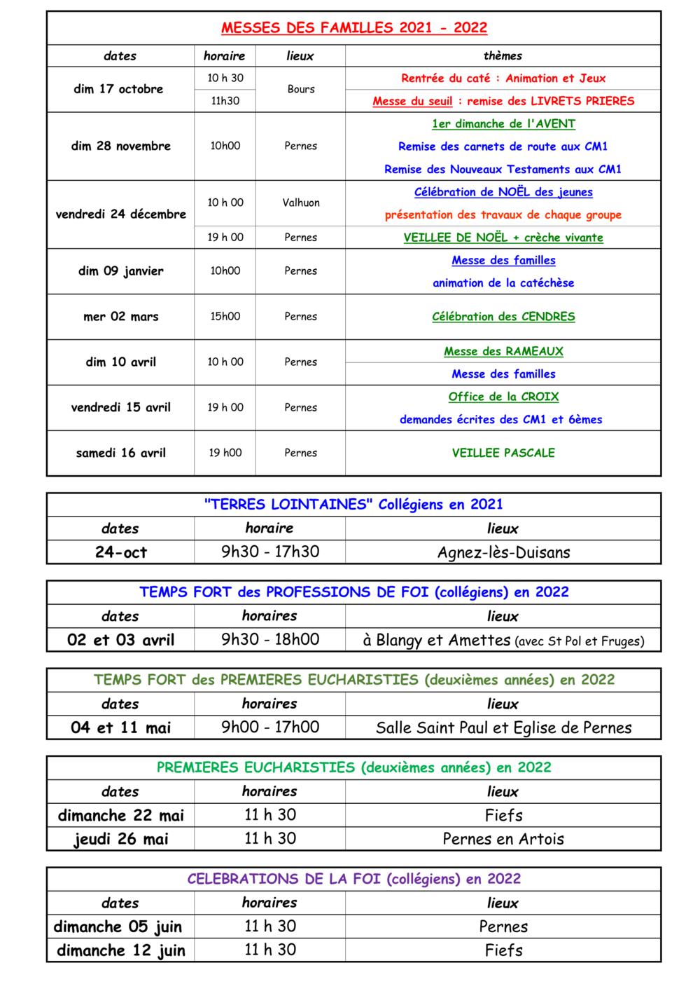 05-dates des messes-celebrations-communions-1