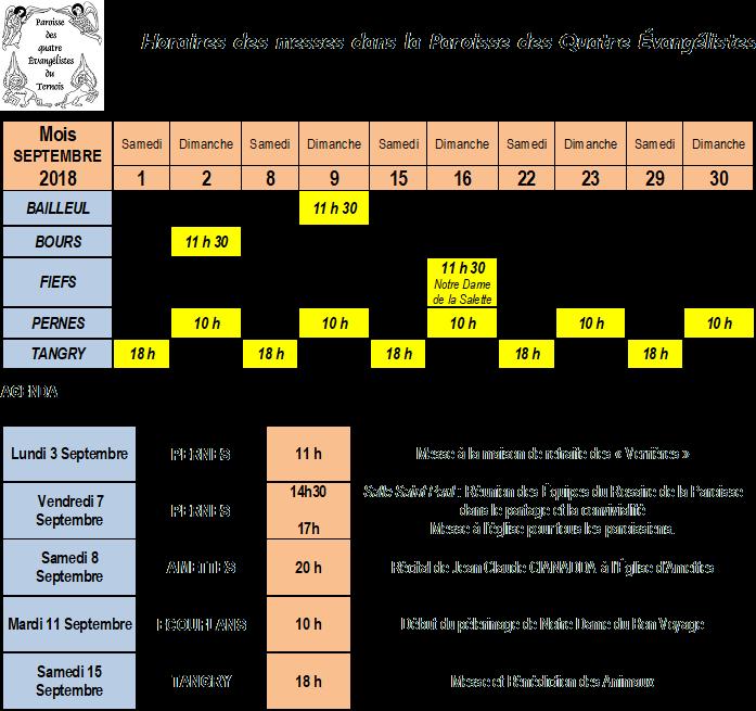 09-Calendrier de SEPTEMBRE