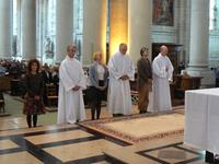 Ordinations diaconales 2010