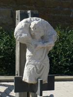 Statue du 3ème siècle