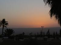 Jéricho lever de soleil
