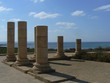 Césarée - Emplacement du palais où Paul fut conduit