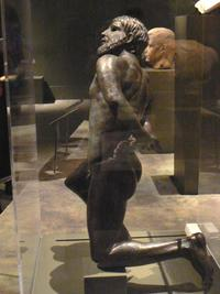 Esclave prisonnier, premier siecle