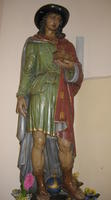 Statue st Josse