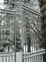 Neige à Arras