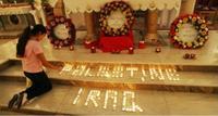 5 novembre, prière pour les morts de Bagdad