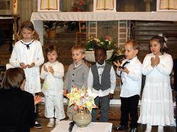 Bapt de 2-7 ans