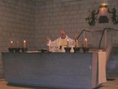 la Sainte Messe, sommet de la journee