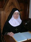 M. Abbesse Marie Elisabeth au chapitre