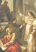 Etienne face aux détracteurs: au nom des Ecritures