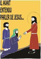 L'aveugle demande a rencontrer Jésus. Marc 10