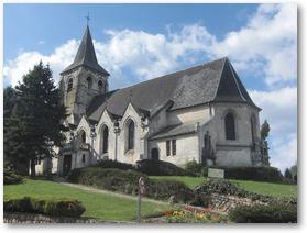 Bouvigny-Boyeffles, église St Martin
