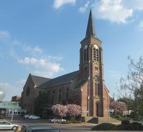 Noeux-les-Mines, église St Martin