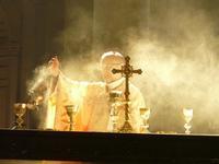 Messe chrismale - Arras cathédrale