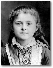 Ste Thérèse enfant