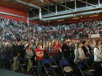 Un angle sur l'assemblée
