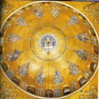 Pentecote, dôme St Marc XIe