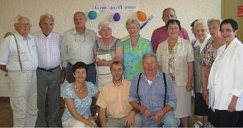 Association des amis de St Martin de Bouvigny-Boyeffles. Les membres.
