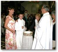 Noeux-les-Mines, profession de foi 2011, signation