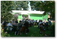 Kermesse d'Hersin-Coupigny 2011, collation