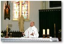 Messe du départ de Roland Delplanque (26 juin 2011) -Prière