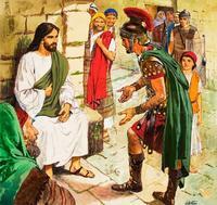 Jesus et le centurion- Matthieu