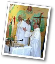 Consécration, abbés Legrand et Berteloot