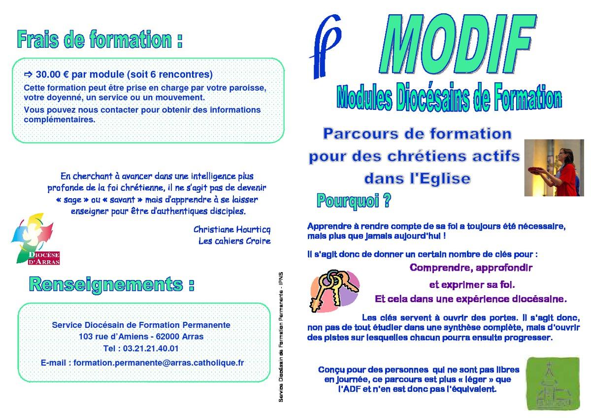 formation permanente  module simplifi u00e9