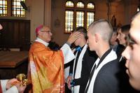 Confirmations paroisse sainte Claire