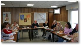 Evangile et Vie - réunion du 19/09/11 - Paroisse St Pierre et St Martin en Artois