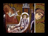 Le songe de Joseph Palerme. ChapellePalatine