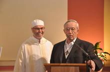Mohammed et Gabriel