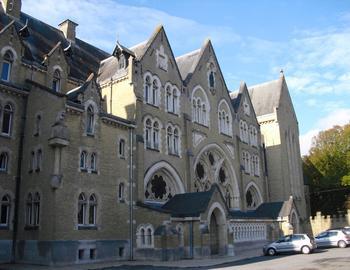 Abbaye Notre Dame à Wisques