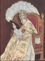 Pie XII sedia gestatorum
