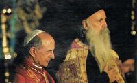 Vatican II-Paul VI-Athenagoras