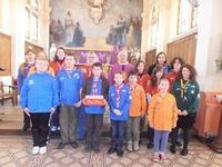 scouts à Henin Beaumont
