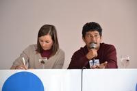 Hector Guevara, partenaires