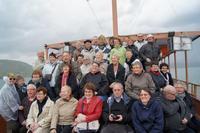 sur le lac de Tibériade