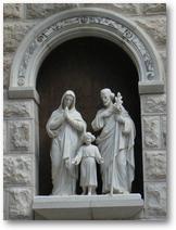 Sainte famille - Nazareth