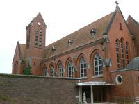 Belval, l'église