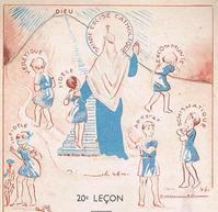KT-1948 Eglise entourée de non-fréquentables