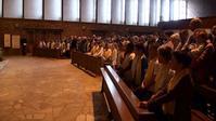 premières eucharisties à Courrières