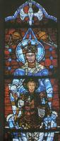 Vierge à l'enfant Chartres, 13ème s
