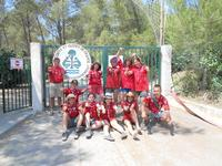 Juillet 2012 scouts de France