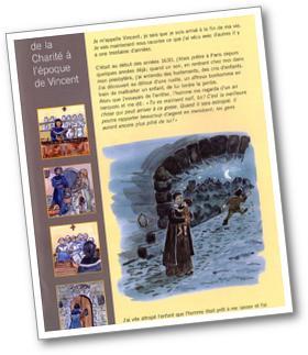Pour un monde juste - Saint Vincent de Paul