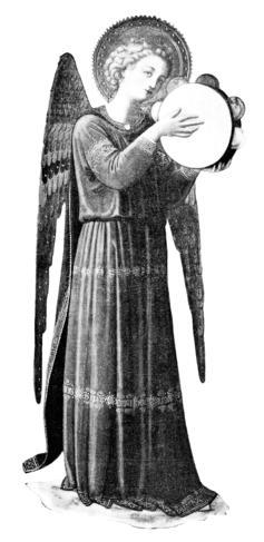 Angel - 15th century