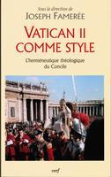 Vatican II comme style