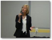 Catherine Sauvage, Commissaire aux comptes