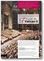 Les 7 Fruits de Vatican 2 - 1