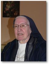 Sœur Marie-Lucienne, congrégation de la Providence